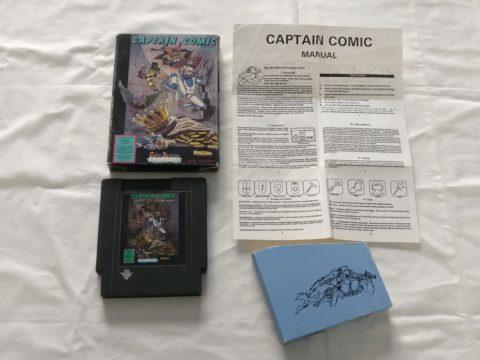 Captain Comic