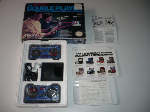 NES Double Player