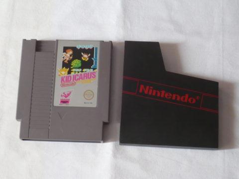 Photo du jeu Kid Icarus sur Nintendo Entertainment System (NES).