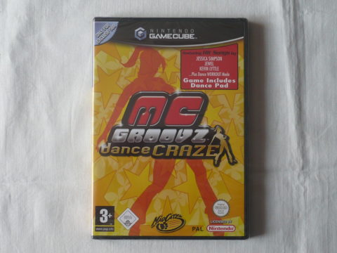 Photo du jeu MC Groovz: Dance Craze sur Gamecube.