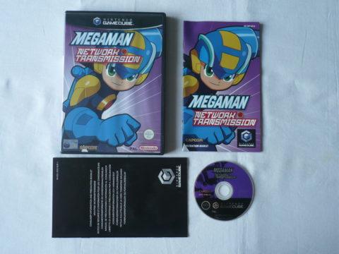 Photo du jeu Megaman: Network Transmission sur Gamecube.