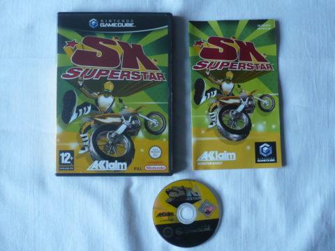 Photo du jeu SX Superstar sur Gamecube.