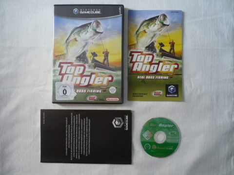 Photo du jeu Top Angler sur Gamecube.