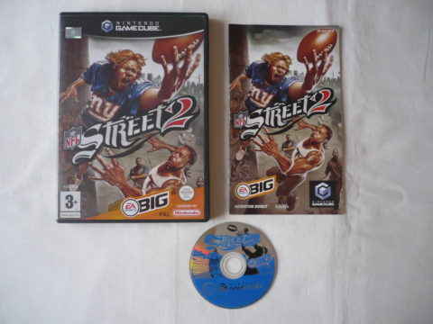 Photo du jeu NFL Street 2 sur GameCube