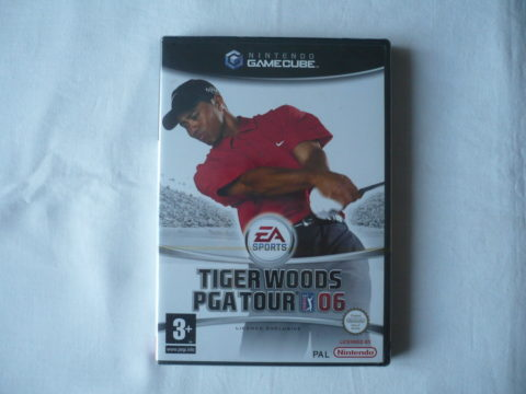 Photo du jeu Tiger Woods PGA Tour 06 sur GameCube