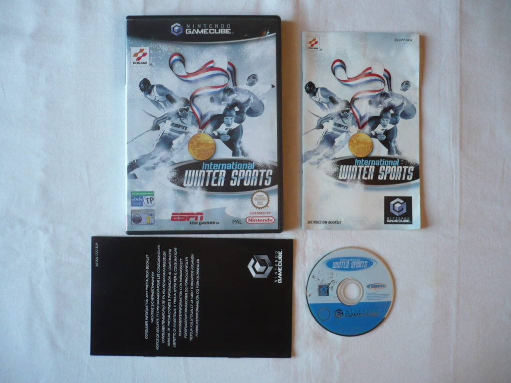 ESPN International Winter Sports sur GameCube