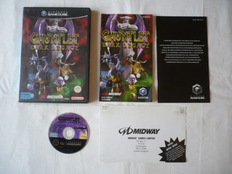 Photo du jeu Gauntlet: Dark Legacy sur GameCube
