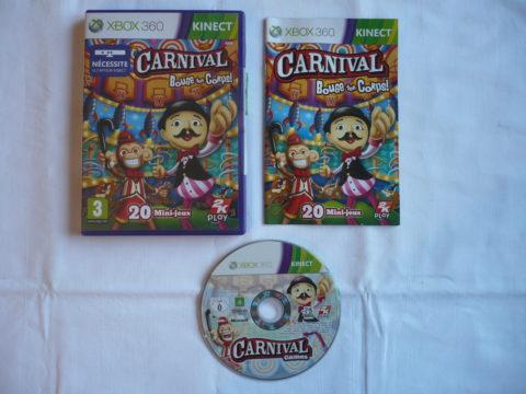Photo du jeu Carnival : Bouge ton Corps sur Xbox 360