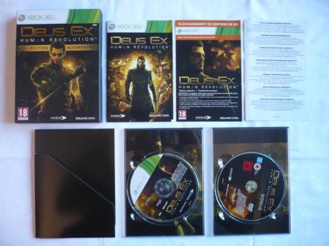 Photo du jeu Deus Ex: Human Revolution - Édition Augmentée sur Xbox 360