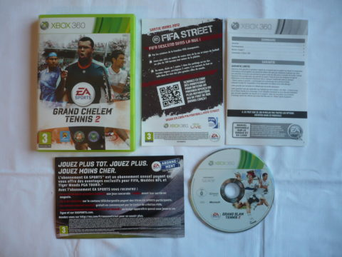 Photo du jeu Grand Chelem Tennis 2 sur Xbox 360