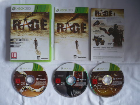 Photo du jeu Rage - Anarchy Edition sur Xbox 360