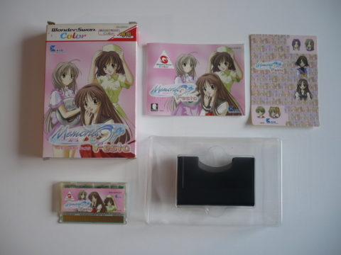 Photo de Memories Off Festa sur Wonderswan Color