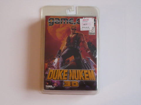 Duke Nukem 3D sur Game.com
