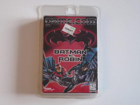 Batman & Robin sur Game.com
