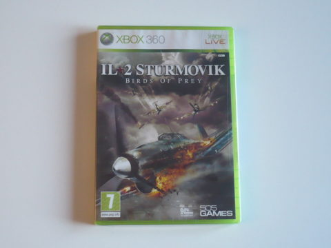 IL-2 Sturmovik: Birds of Prey sur Xbox 360.