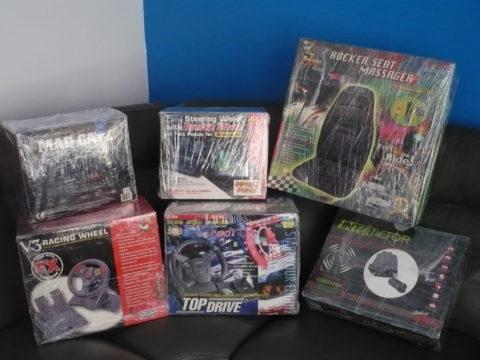 Lot d'accessoires Nintendo 64