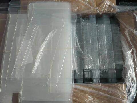 Protections en plastique pour jeux Super Nintendo et Nintendo 64